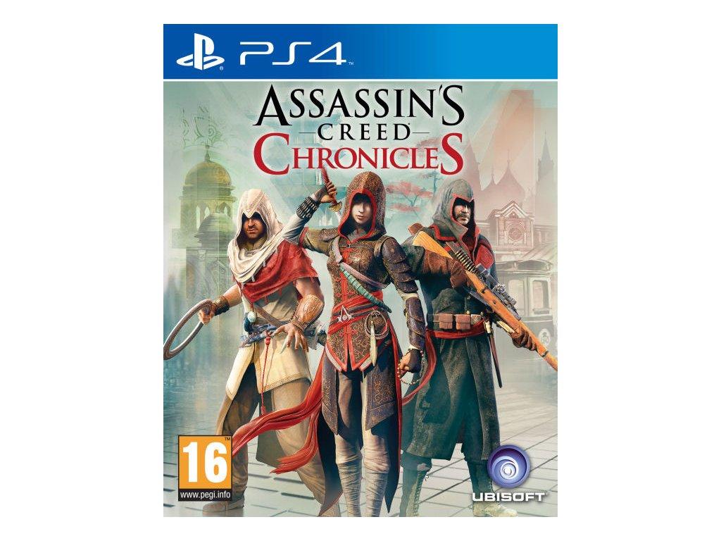 PS4 Assassins Creed Chronicles (nová)