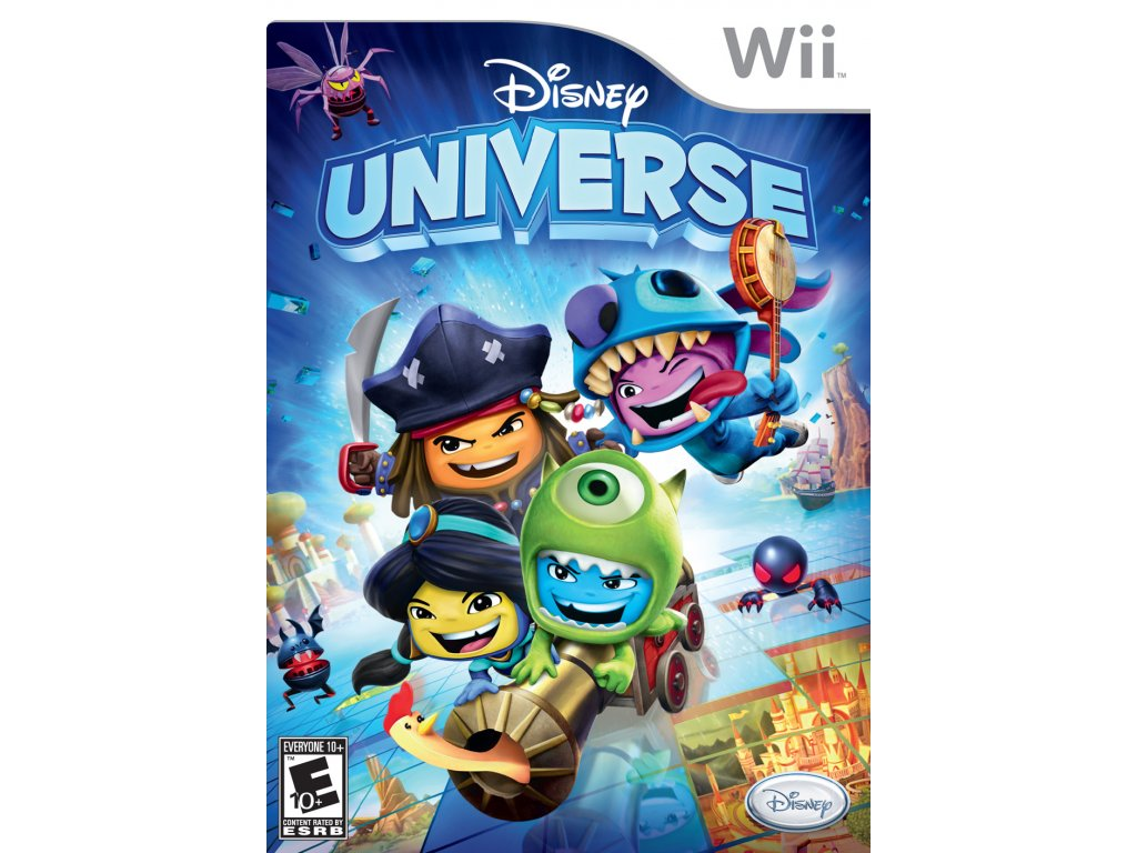 Nintendo Wii Disney Universe