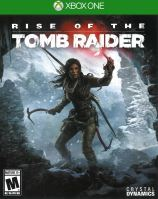 Xbox One Rise Of The Tomb Raider (nová)