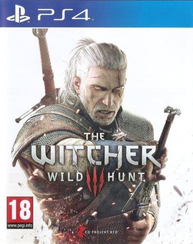 PS4 The Witcher 3: Wild Hunt (CZ)