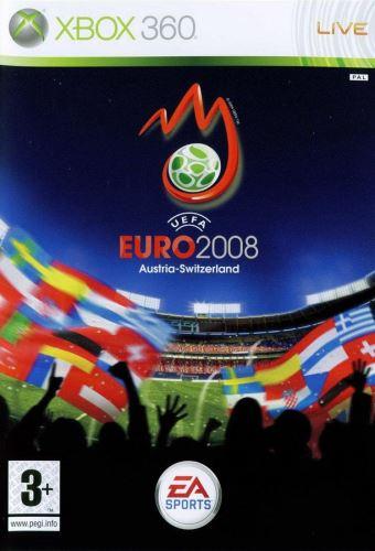 Xbox 360 UEFA Euro 2008 (DE)