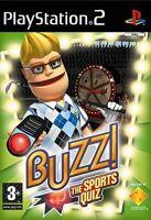 PS2 Buzz! - Sportovní Kvíz (DE) (nová)