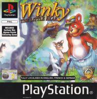 PSX PS1 Winky the Little Bear
