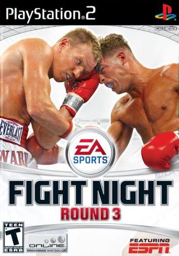 PS2 Fight Night Round 3