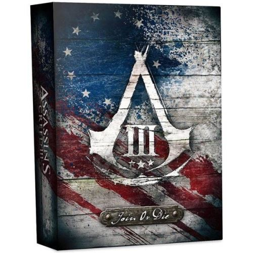 PS3 Assassins Creed 3 Join Or Die Edition