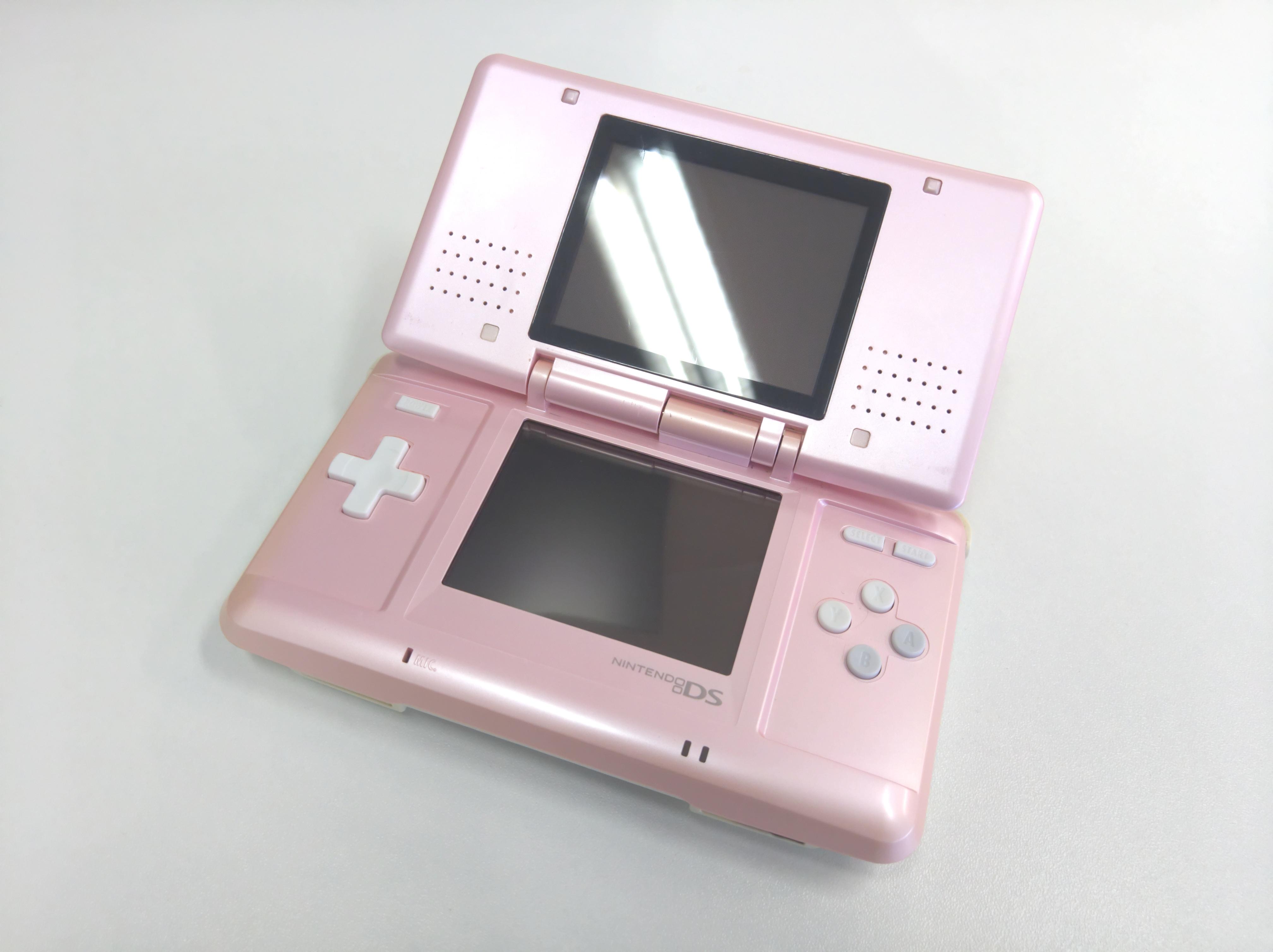 Nintendo DS - růžové (estetická vada)