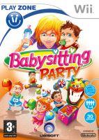 Nintendo Wii Babysitting Party (DE)