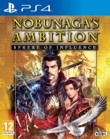 PS4 Nobunagas Ambition: Sphere of Influence (nová)