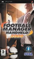 PSP Football Manager Handheld 2009