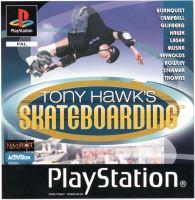 PSX PS1 Tony Hawk's Skateboarding