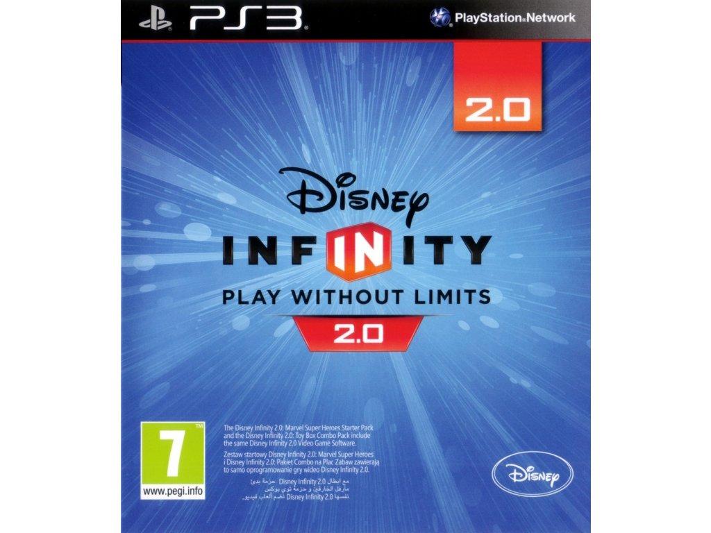 PS3 Disney Infinity 2.0 (pouze hra)