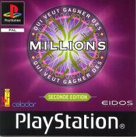 PSX PS1 Kdo chce být milionářem 2. Edice