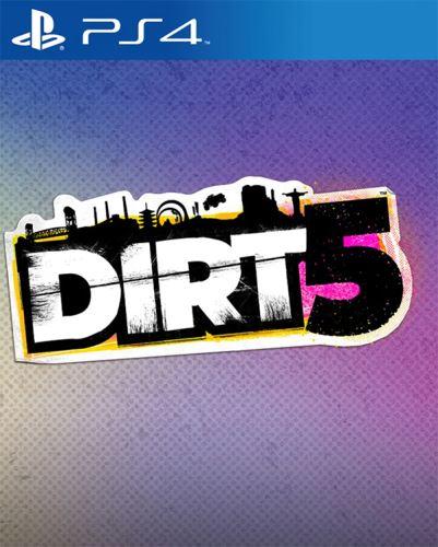 PS4 Dirt 5 (nová)