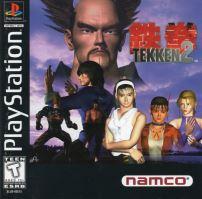 PSX PS1 Tekken 2