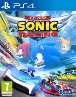 PS4 Team Sonic Racing (nová)