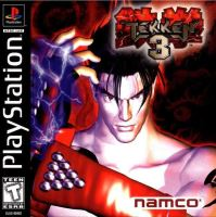 PSX PS1 Tekken 3