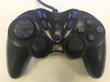 [PS2] Drátový Ovladač INTEC - černý