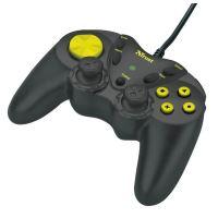 [PS2 PC] Drátový Ovladač Trust Dual Stick