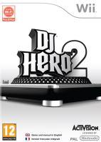Nintendo Wii DJ Hero 2 (pouze hra)