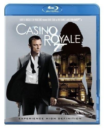 Blu-Ray Film Casino Royale