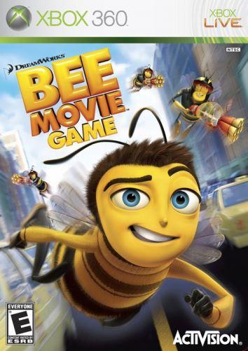 Xbox 360 Bee Movie Game
