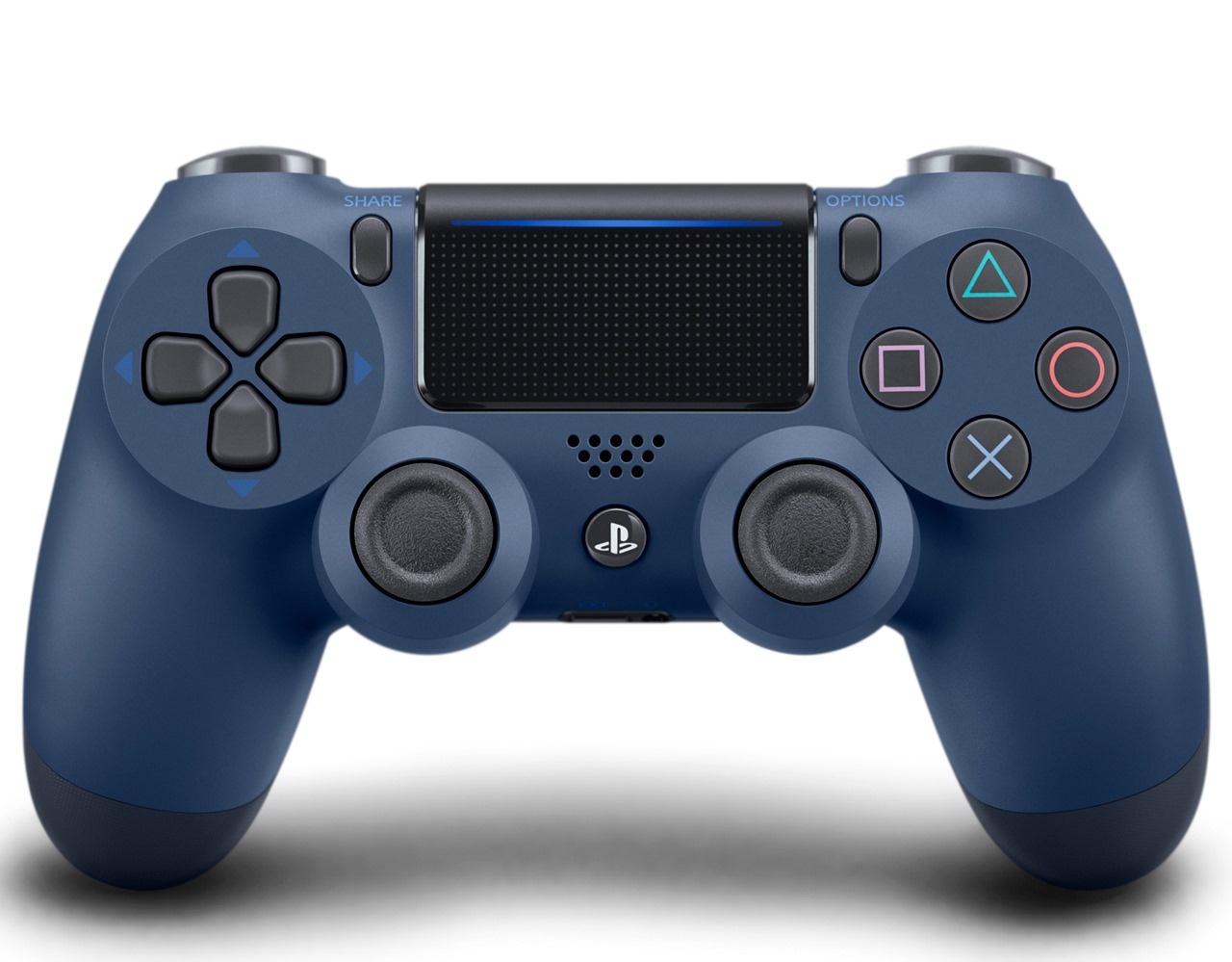 [PS4] Dualshock Sony Ovladač V2 - midnight blue