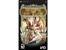 PSP Warriors of the Lost Empire