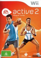 Nintendo Wii Active 2 Personal Trainer (pouze hra)