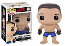 Funko POP! Chris Weidman - UFC (nová)
