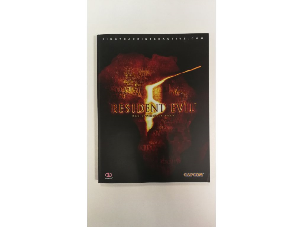 Game Book - Resident Evil 5 (DE)