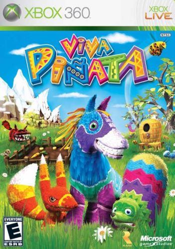 Xbox 360 Viva Piňata (CZ)