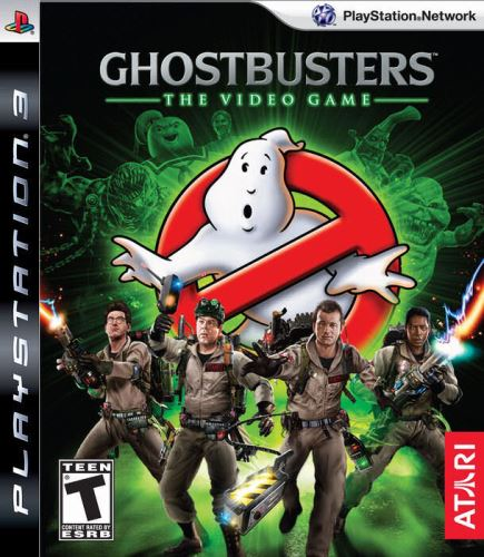 PS3 Krotitelé Duchů - Ghostbusters The Video Game