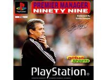 PSX PS1 Premier Manager 99