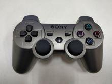 [PS3] Bezdrátový Ovladač Sony Dualshock - tmavě stříbrný (estetická vada)