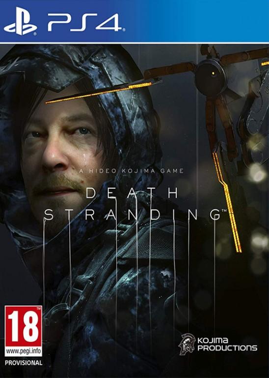 PS4 Death Stranding (CZ) (nová)