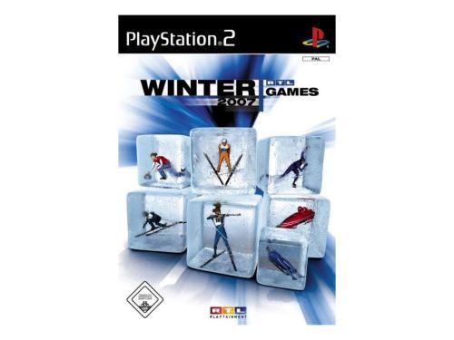 PS2 RTL Winter Sports 2007