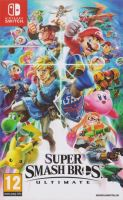 Nintendo Switch Super Smash Bros - Ultimate (nová)