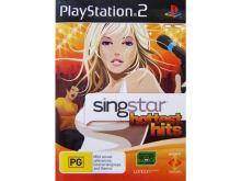 PS2 Singstar - Hottest Hits