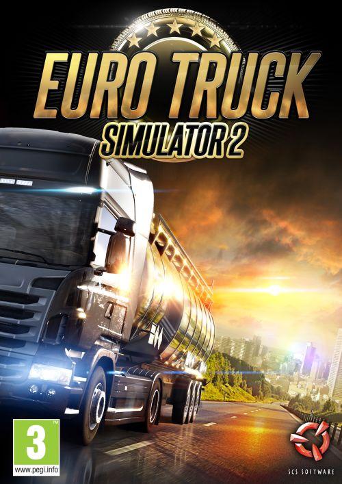 PC Euro Truck Simulator 2 (CZ) (nová)