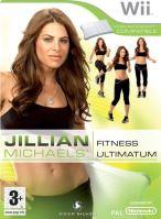 Nintendo Wii Jillian Michaels Fitness Ultimatum