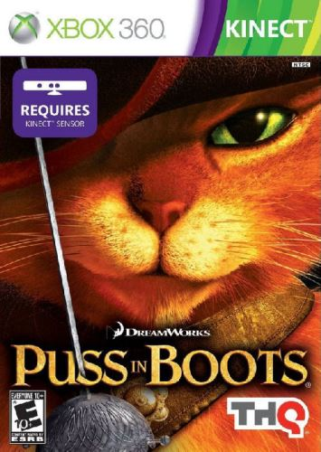 Xbox 360 Kocour V Botách, Puss In Boots