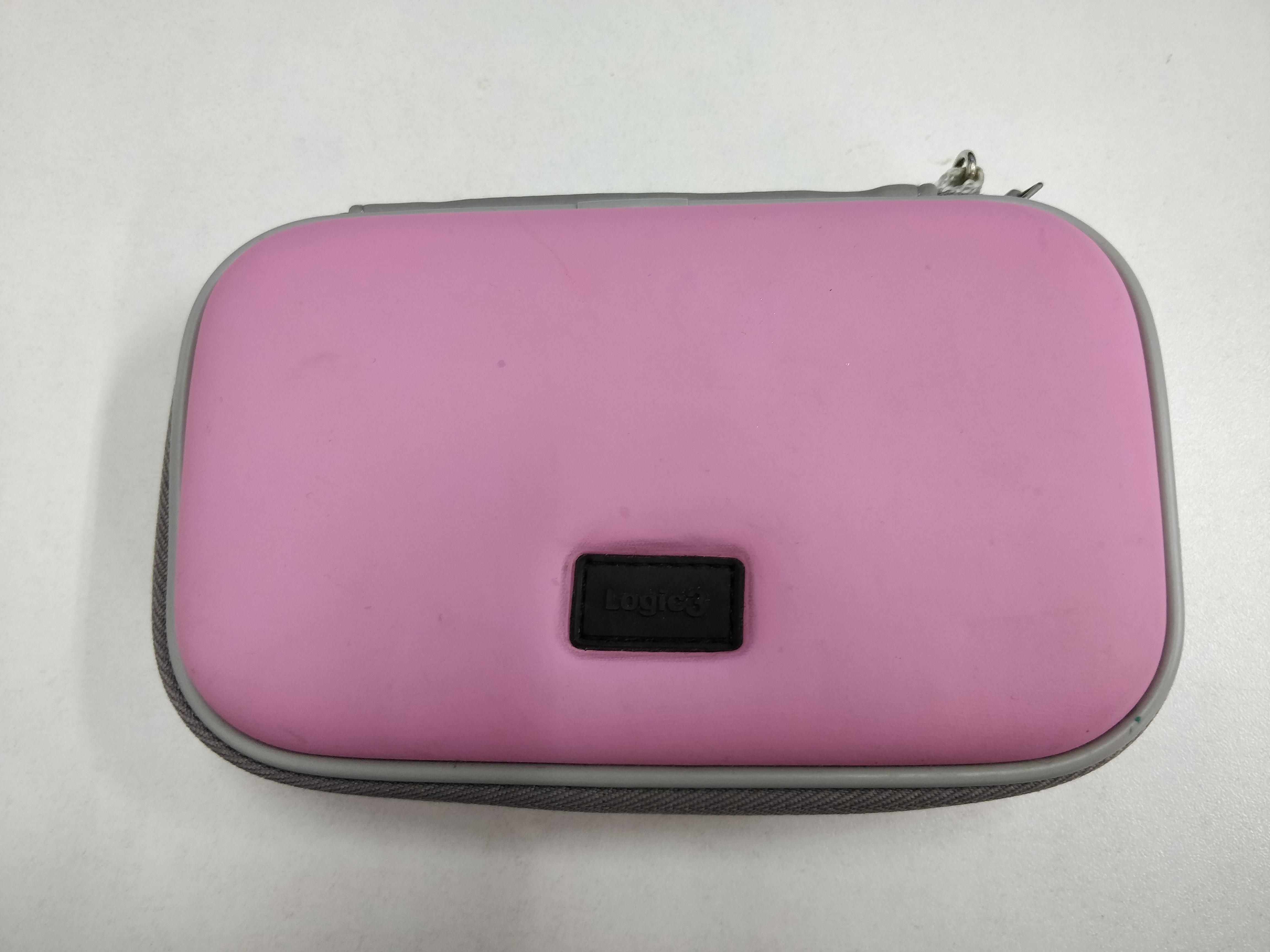 [Nintendo DS Lite] Pouzdro Logic3 - růžové (estetické vady)