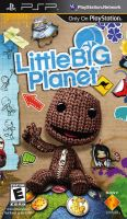 PSP Little Big Planet