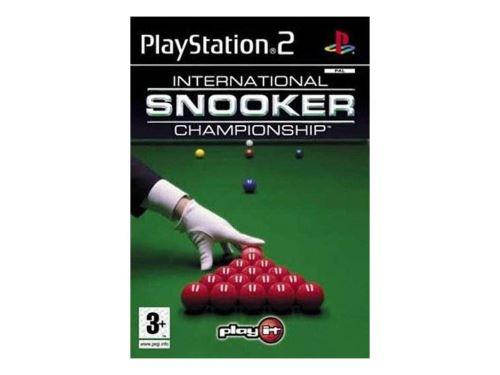 PS2 International Snooker Championship - Kulečník