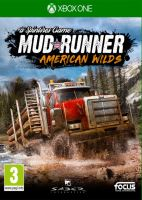 Xbox One Mudrunner American Wilds Edition: a Spintires Game (nová)