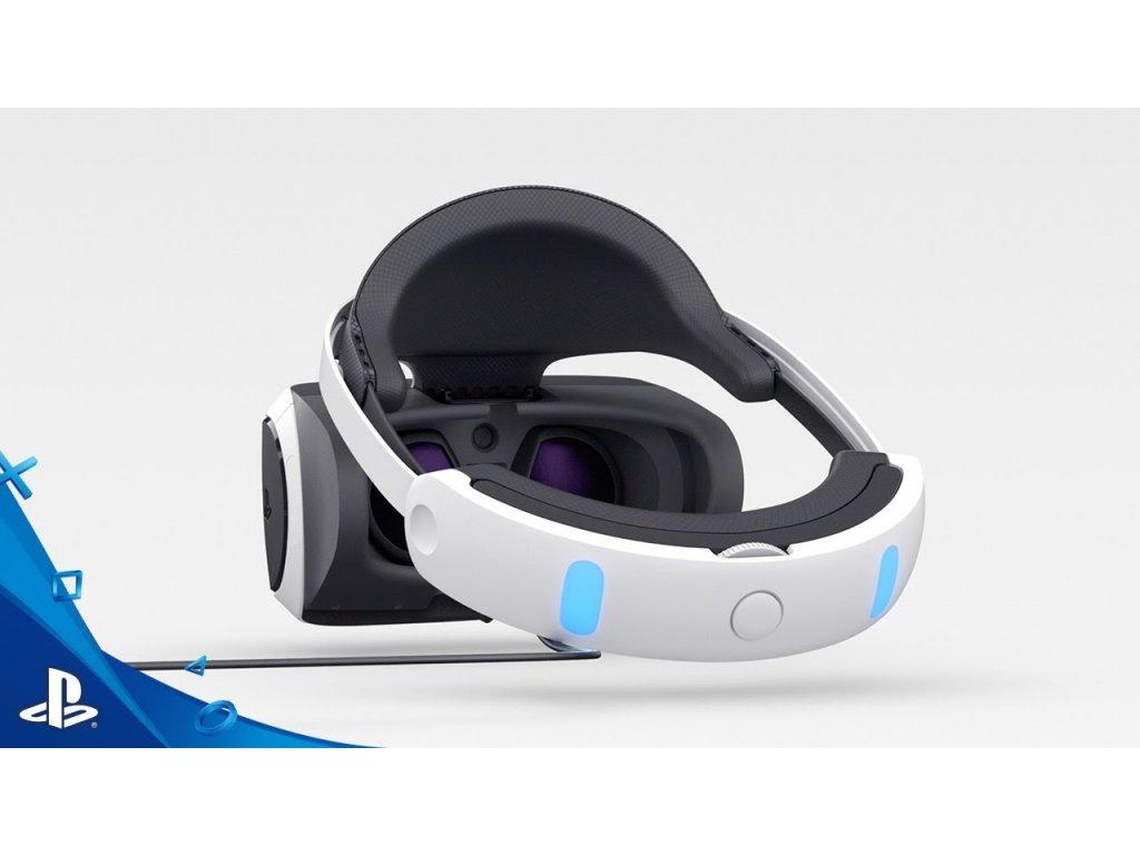 [PS4] Sony Playstation VR, virtuální realita + kamera