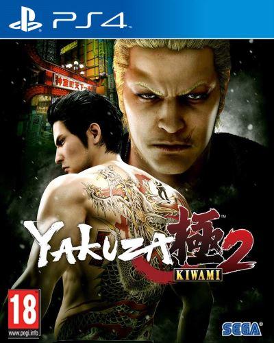 PS4 Yakuza Kiwami 2 (nová)