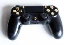 [PS4] Dualshock Sony Ovladač V2 - černozlatý