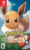 Nintendo Switch Pokémon Lets Go Eevee! (nová)