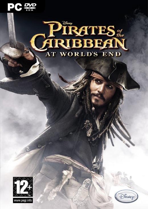 PC Piráti z Karibiku: Na Konci Světa (CZ)